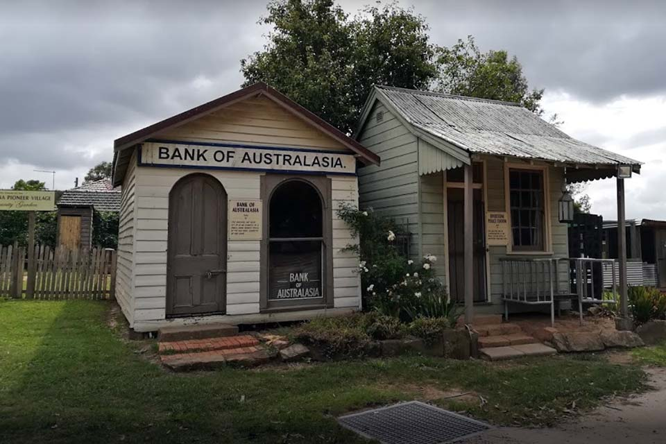 Bank of Australasia