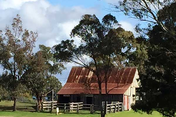 Salters Barn