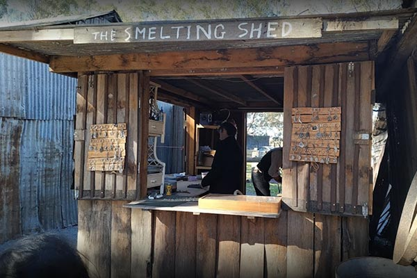 The Smelting Shed