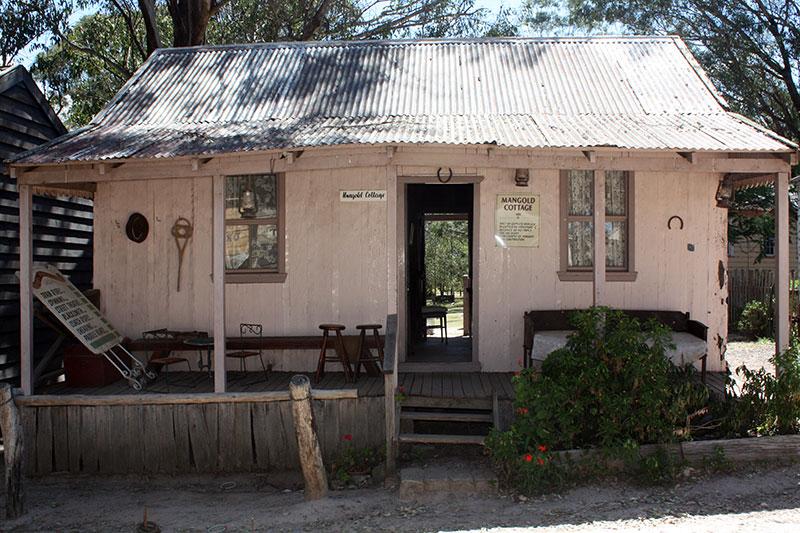 Mangold Cottage
